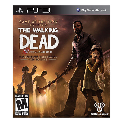 The Walking Dead - A Telltale Series - GOTY Edition - PS3