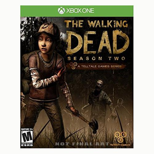 The Walking Dead Season Two - XBONE - Nuevo Y Sellado