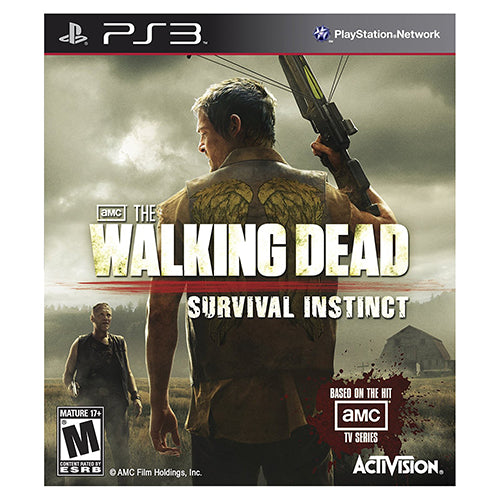 The Walking Dead: Survival Instinct - PS3 - Original Físico Nuevo Sellado Garantizado - (GEEKSTOP)