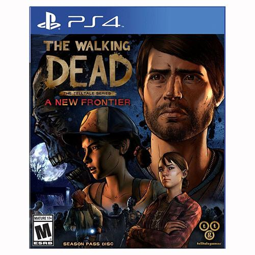 The Walking Dead: The Telltale Series A New Frontier - PS4