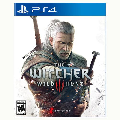 The Witcher 3 Wild Hunt - Playstation 4