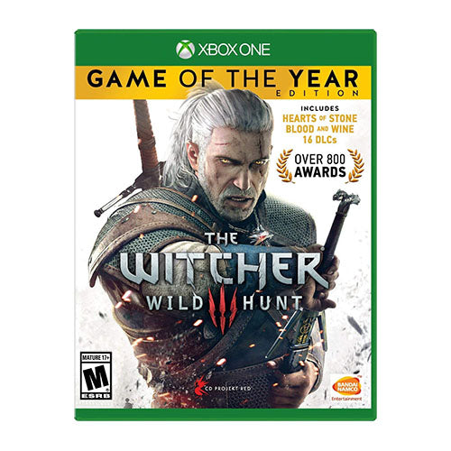 The Witcher 3: Wild Hunt - GOTY Edition - XBOX ONE
