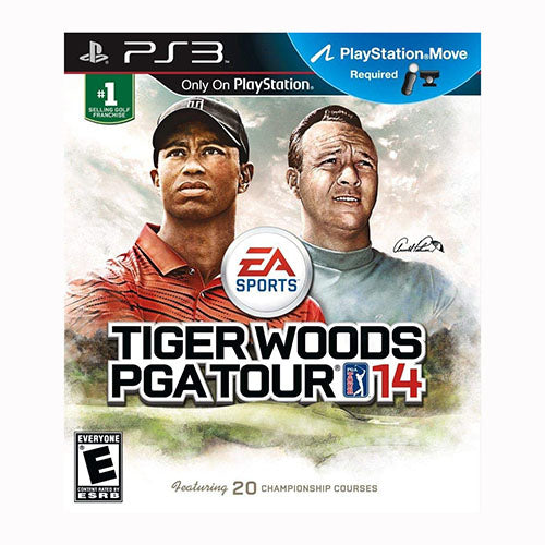 Tiger Woods PGA Tour 14 - PS3