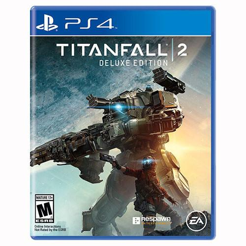 Titanfall 2 - Delux Edition - PS4