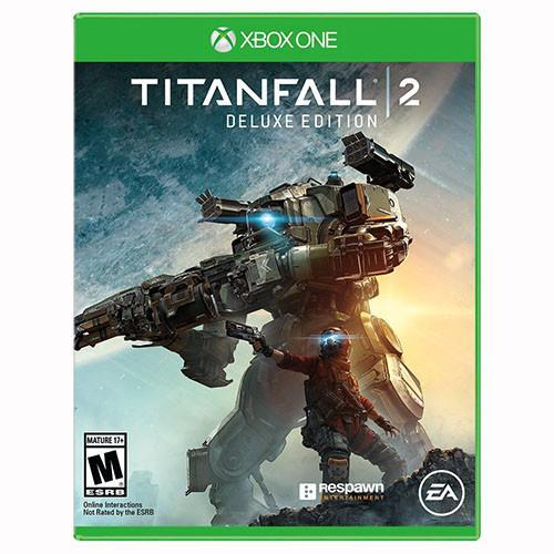 Titanfall 2 - Deluxe Edition - XBONE