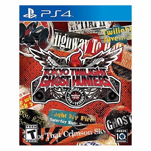 Tokyo Twilight Ghost Hunters Daybreak: Special Gigs! - Playstation 4