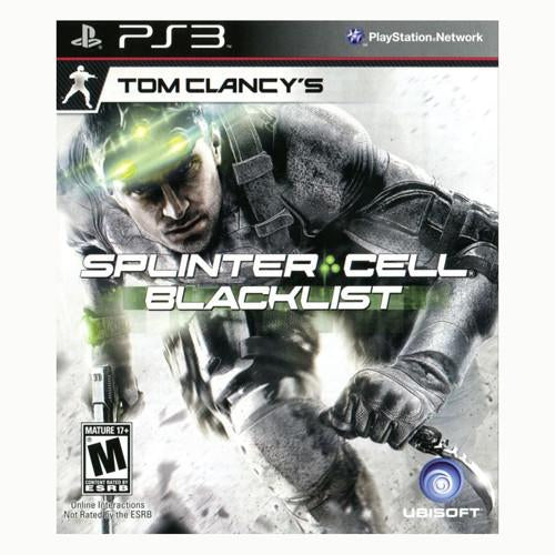 Tom Clancy's Splinter Cell: Blacklist - PS3