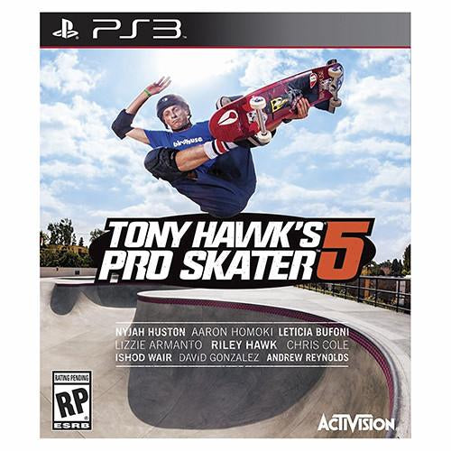 Tony Hawk's Pro Skater 5 - PS3