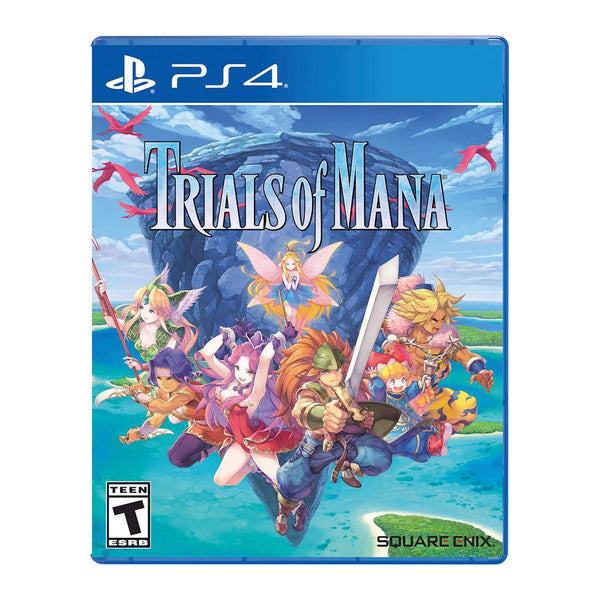 Trials of Mana - Playstation 4 - USA