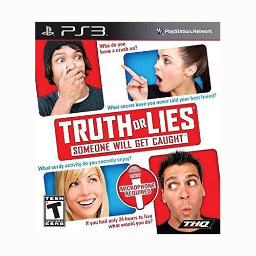 Truth or Lies - PS3
