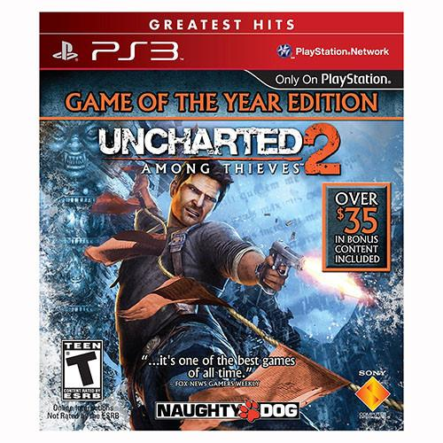 Uncharted 2: Among Thieves - GOTY Edition - PS3