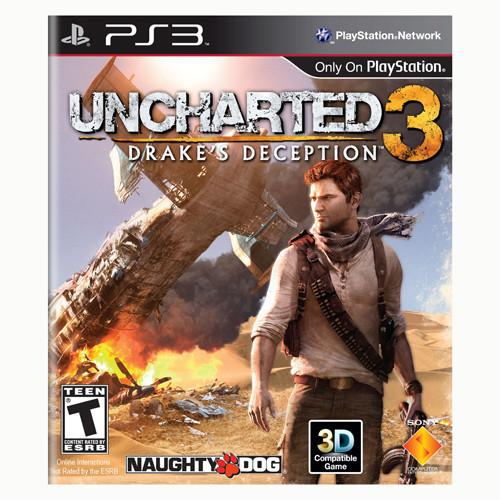 Uncharted 3 Drake's Deception - PS3 - Nuevo Y Sellado
