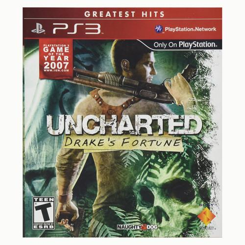 Uncharted Drakes Fortune - PS3 - Nuevo Y Sellado