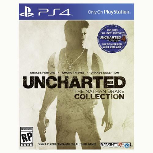 Uncharted: The Nathan Drake Collection - PS4