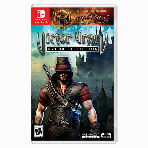 Victor Vran: Overkill Edition - SWITCH