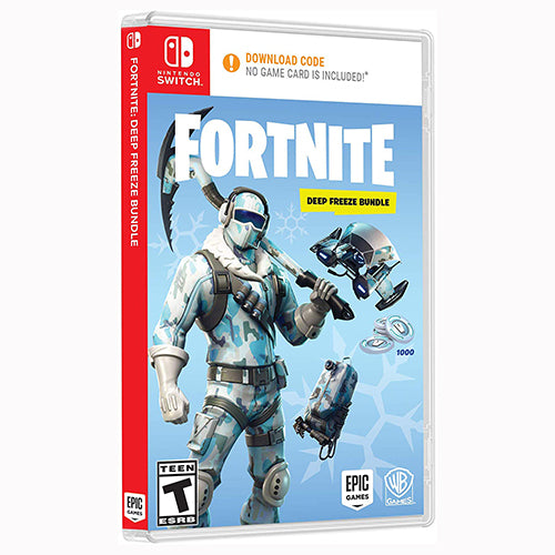 Warner Bros Fortnite: Deep Freeze Bundle - Switch