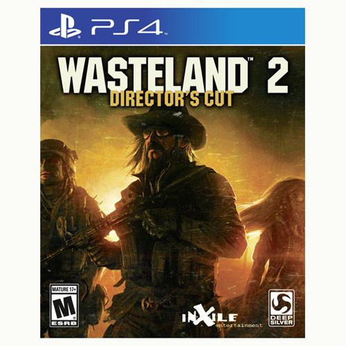 Wasteland 2 - Director's Cut - Playstation 4