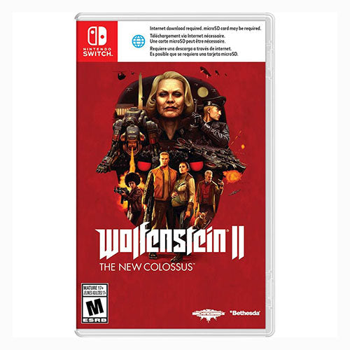 Wolfenstein II: The New Colossus - Switch