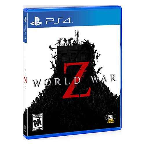World War Z - PS4 - Original Físico Nuevo Sellado Garantizado - (GEEKSTOP)