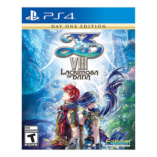 Ys VIII: Lacrimosa of DANA - PS4 - Nuevo y Sellado