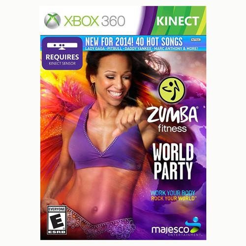 Zumba Fitness World Party - 360