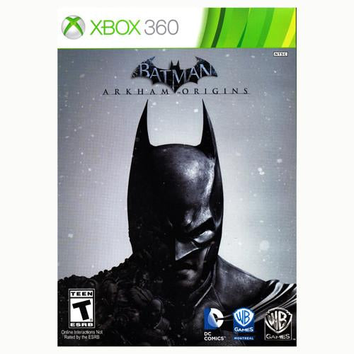 Batman: Arkham Origins - 360