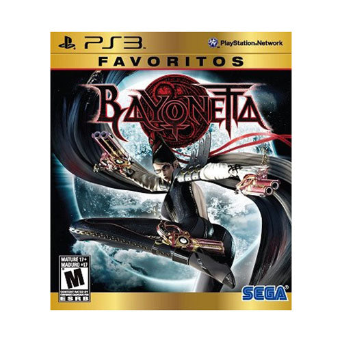 Bayonetta - Favoritos - PS3