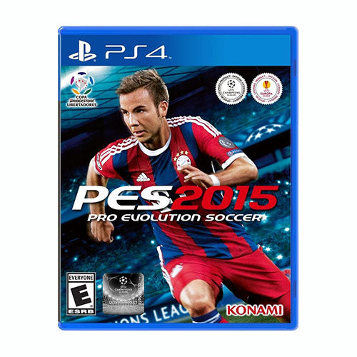 PES 2015 - Playstation 4