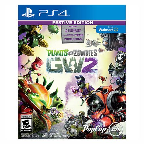 Plants vs Zombies Garden Warfare 2 - Festive Edition - PS4