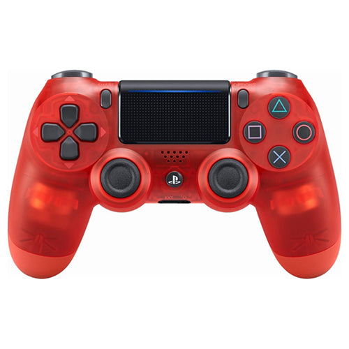 DualShock 4 Wireless Controller Crystal Red - PS4 - Nuevo y Sellado