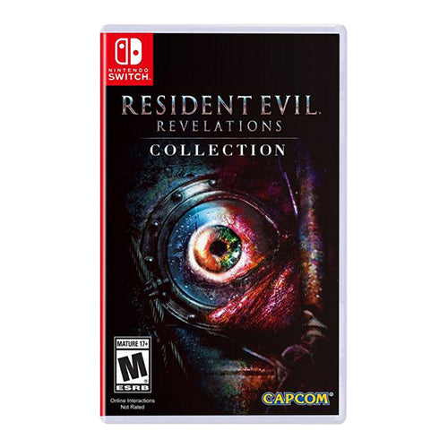Resident Evil Revelations Collection - SWITCH - Nuevo Y Sellado
