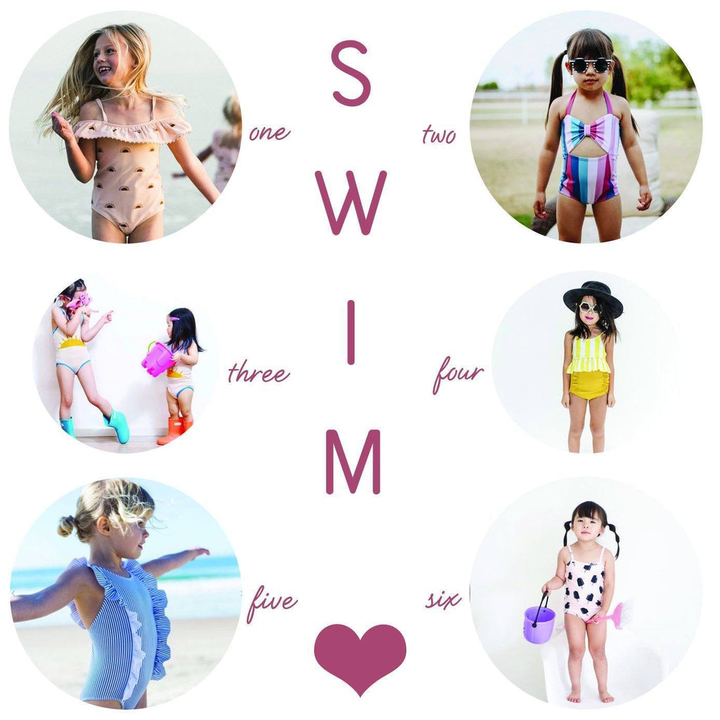 Shop Indie for the Cutest Girls Swimwear