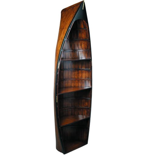 Captian's Boat Bookcase
