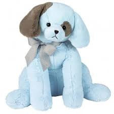 Waggles Blue Cuddly Puppy