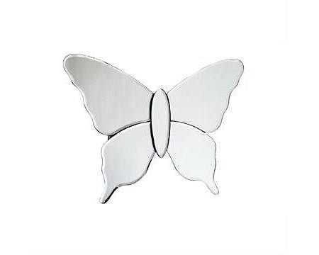 Butterfly Mirrored Wall Decor