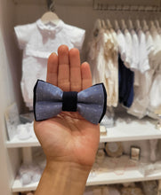 Load image into Gallery viewer, Bow Tie Navy Blue