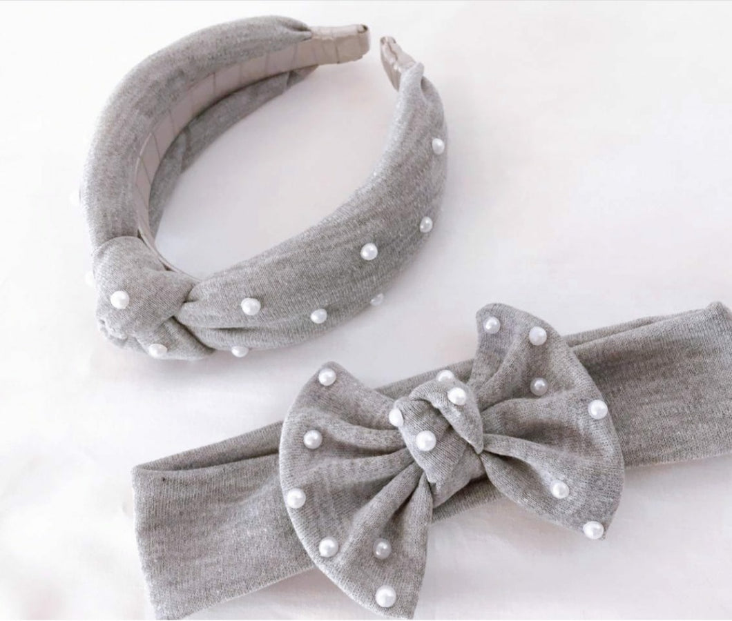Mom & Baby Headband Set