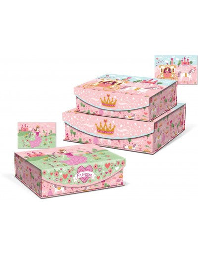Little Princess Nesting Boxes