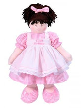 Load image into Gallery viewer, My First Birthday Rag Doll