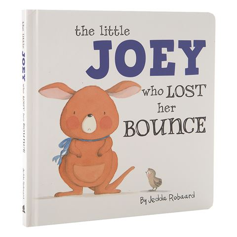 Little Joey Who Lost his Bounce