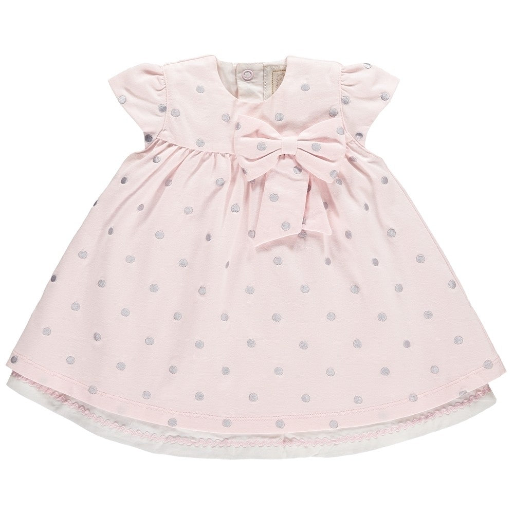 Spots Jersey Dress & Bloomers