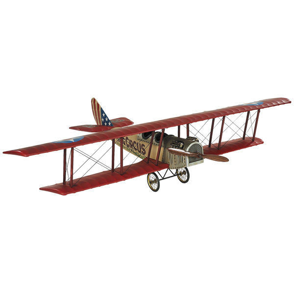 Flying Circus Jenny Plane Authentic Model