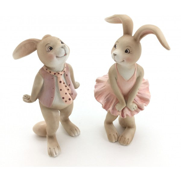 Cutie Rabbit Couple