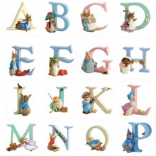 Load image into Gallery viewer, Beatrix Potter Alphabet Initials
