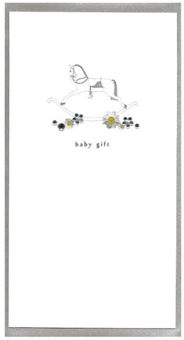 Baby Gift Card/ Money Wallet