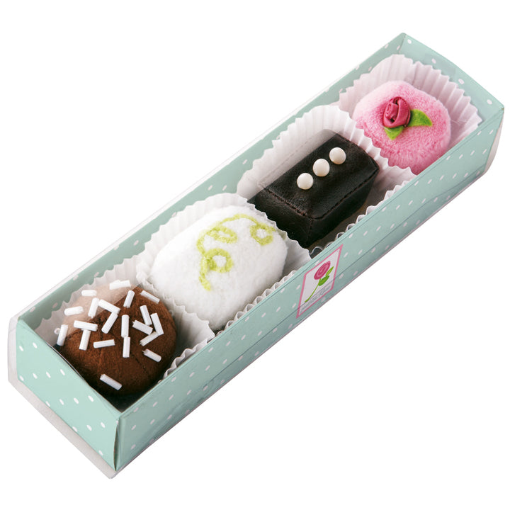 Petit Fours Box of 4