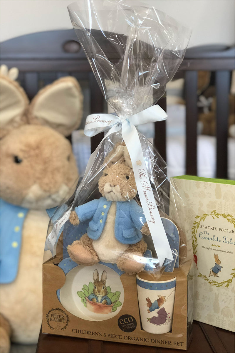 Organic Peter Rabbit Gift Set