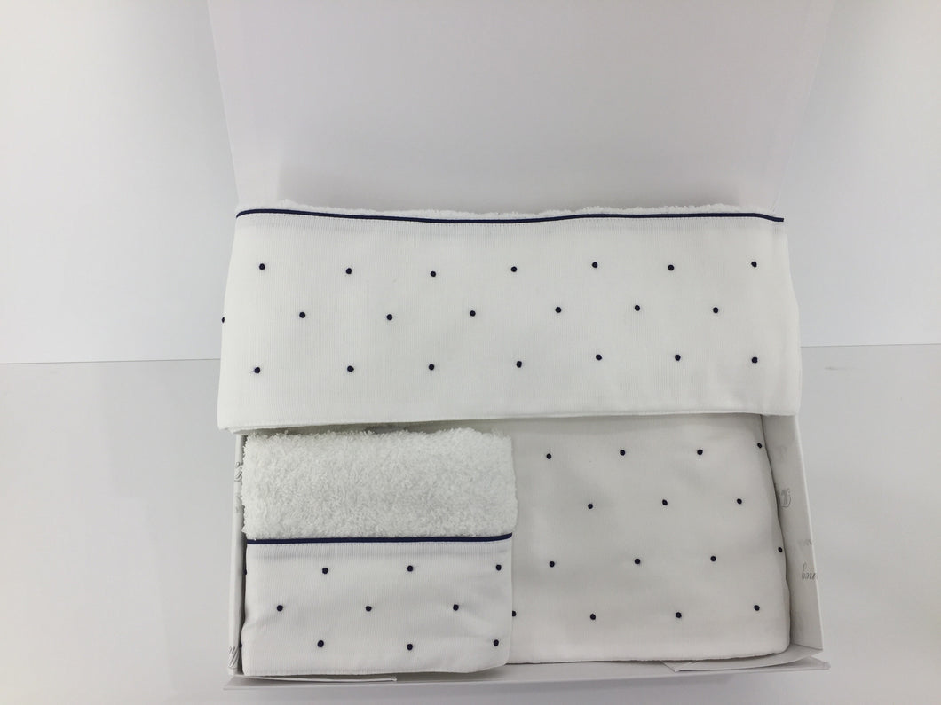 Spots 3 Piece Towel Set