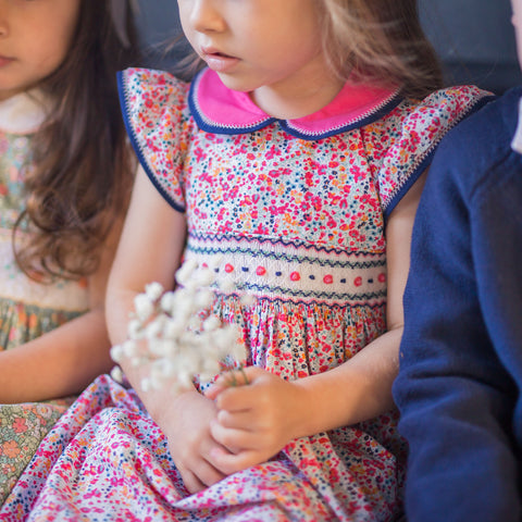 Matilda Smocked Dress