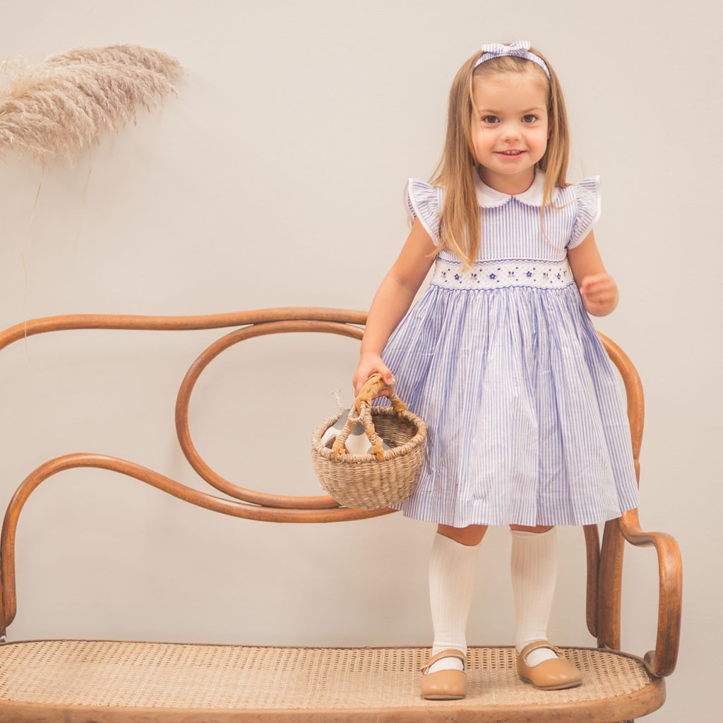 Margaret Smocked Dress